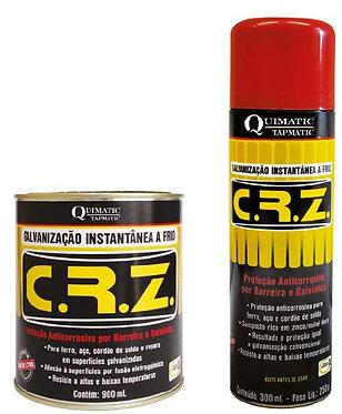 C.R.Z Composto de galvanização a frio