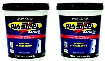 Plasteel Rapid Massa 4:1