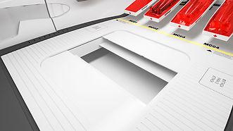 dns10, ozório, design de produto, design futurista, produto