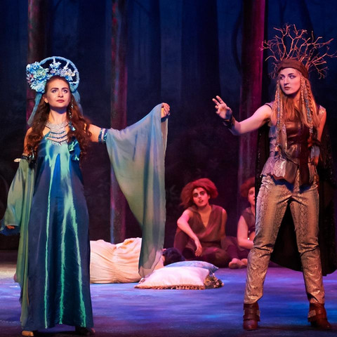Titania, A Midsummer Night's Dream