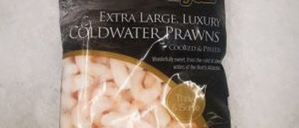 PEELED COLDWATER PRAWNS (FROZEN)