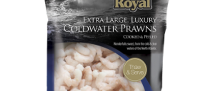 Extra Large Coldwater Prawns