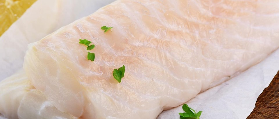 Atlantic Cod Loin 500g