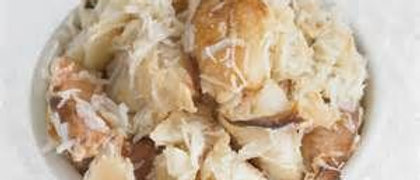 Cooked Cornish White Crab Meat 228g