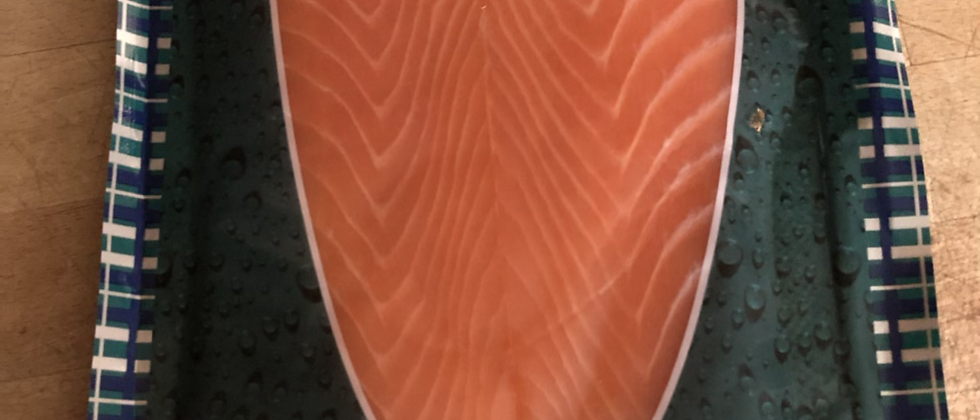 Premium Scottish Smoked Salmon 200g