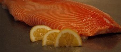 Large Scottish Salmon Fillet (Pin-Boned) 1kg-1.5kg