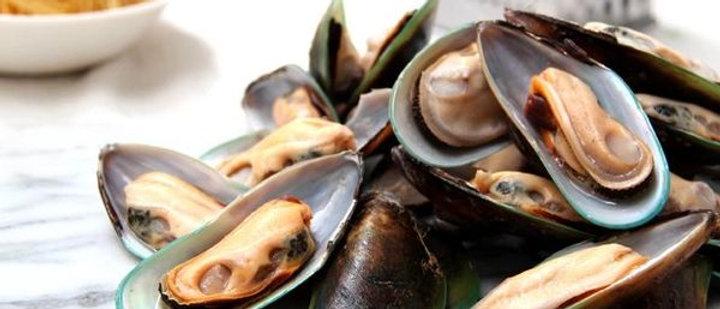 New Zealand Half Shell Mussels (Frozen) 1Kg