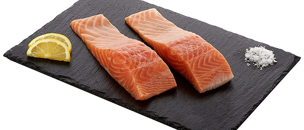 Scottish Salmon Fillets (125g) x 4