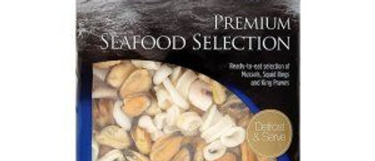 Premium Seafood Selection