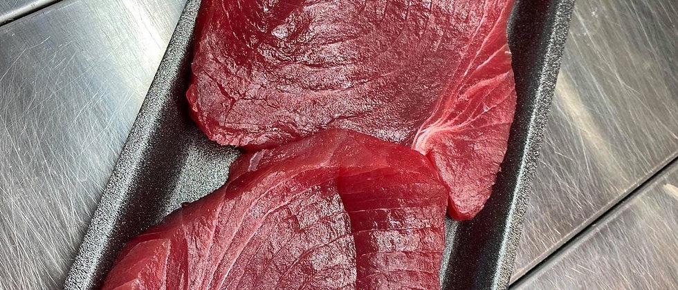 Tuna Loin (cut into steaks 6/12/18)