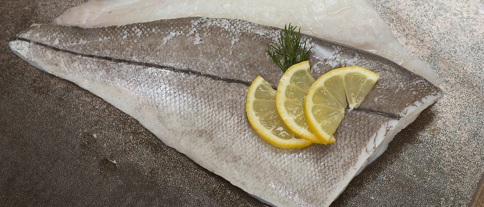 Large Scottish Haddock Fillets or Loins
