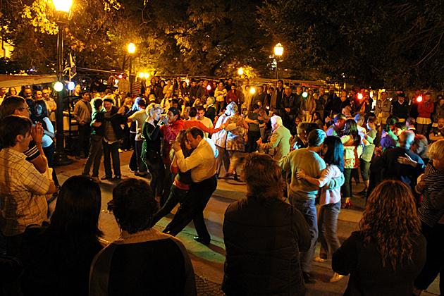 Buenos Aires - Tangoens Mekka