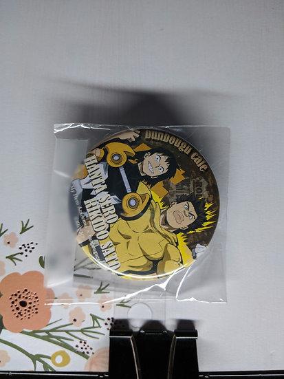 Sero and Sato Badge