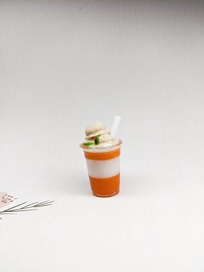 Orange Soda Float