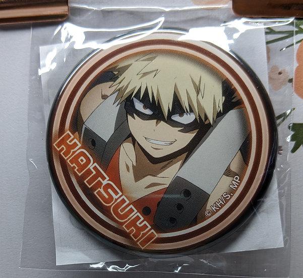Bakugo Kuji Badge
