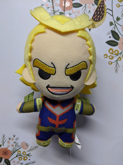 All Might Plushie