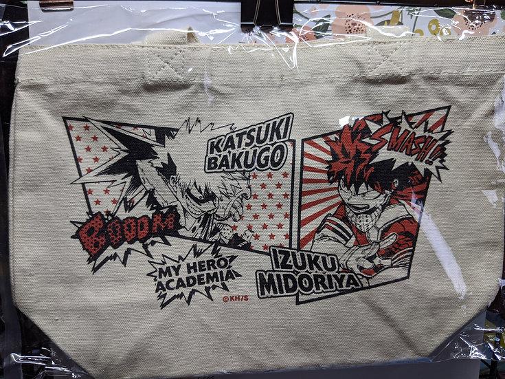 Bakugou and Midoriya Bag