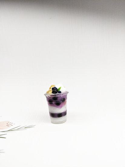 Grape Rush Parfait