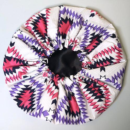 Bonnet satin & Wax