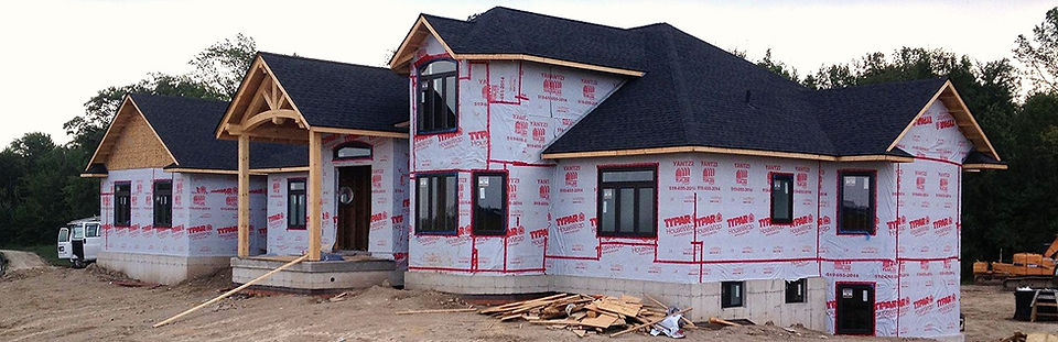 house builder milverton general contractor stratford listowel