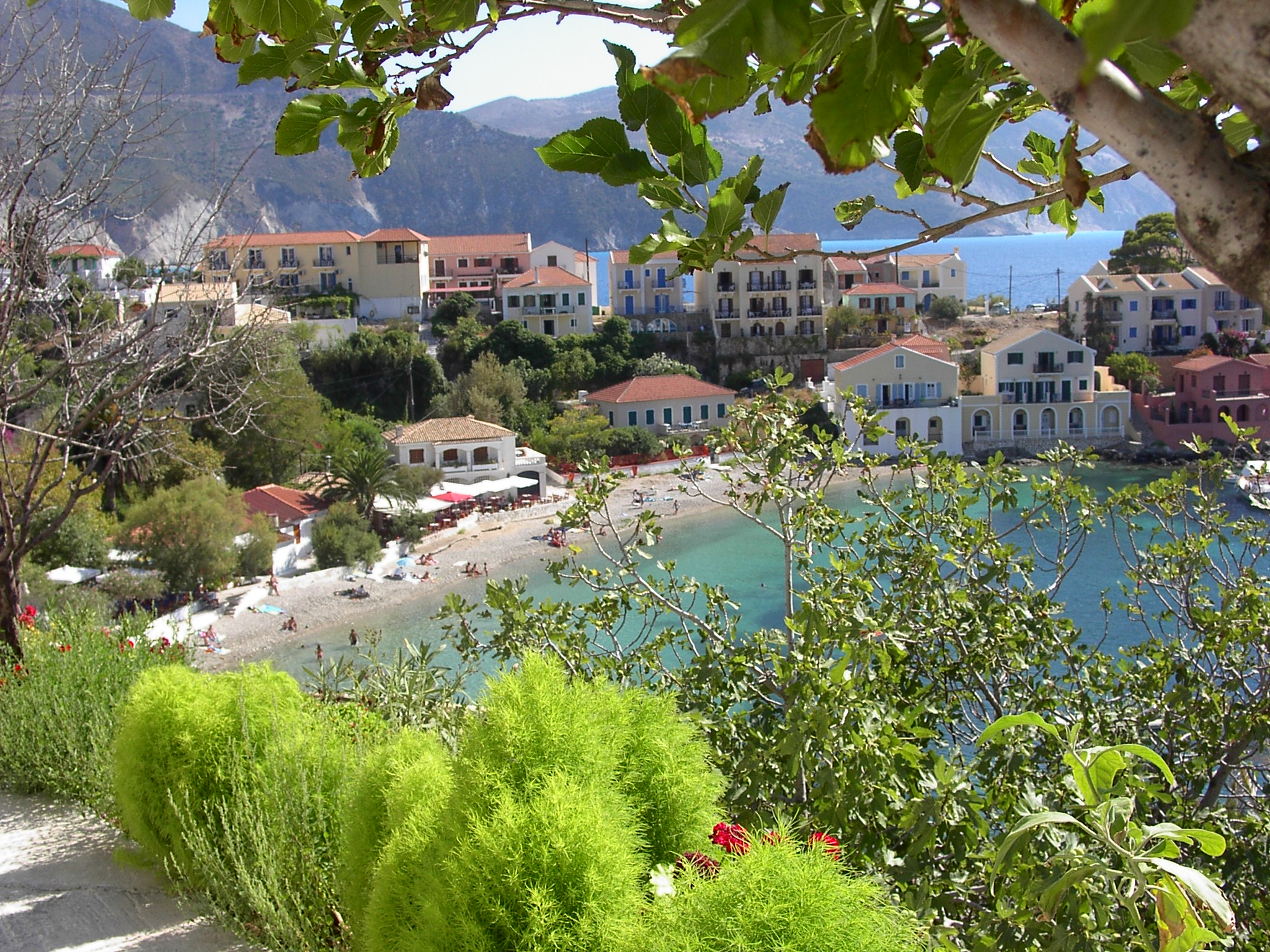 Asos Bay