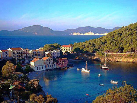 Accommodation to let/rent in the best place of Kefalonia Assos