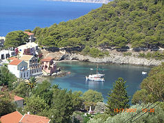 Niriides Sea View Accommodation in Assos Cephalonia Greece