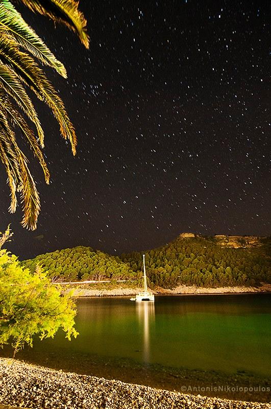 Asos Kefalonia By Night