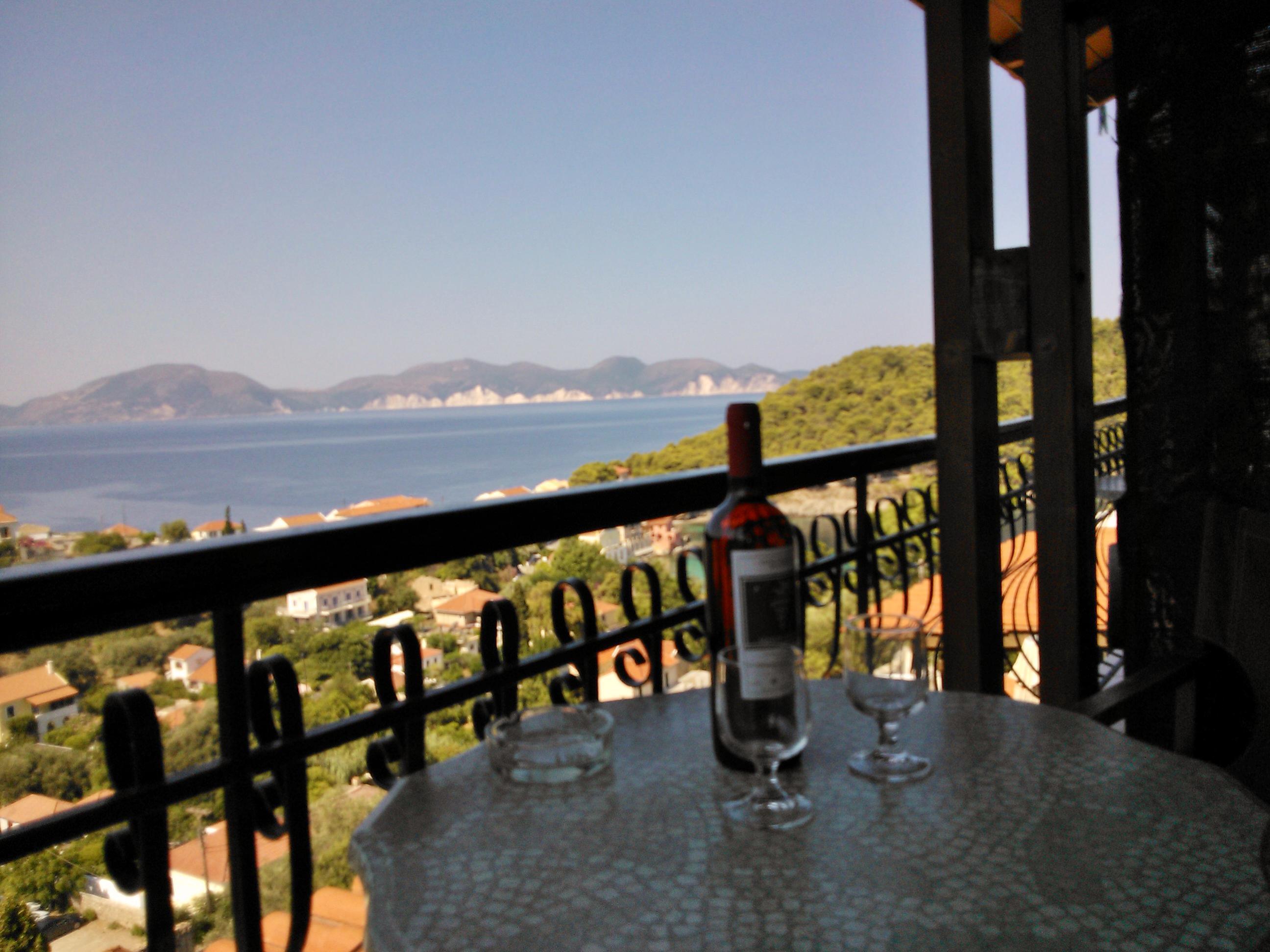 Niriides Balcony