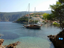 Niriides Apartments Accommodation in Kefalonia