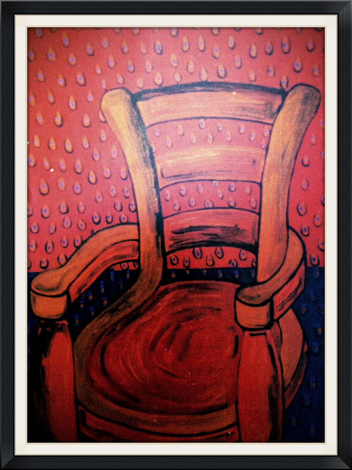 """A chair without you"""