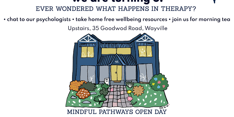 Mindful Pathways 5th Birthday Open Day