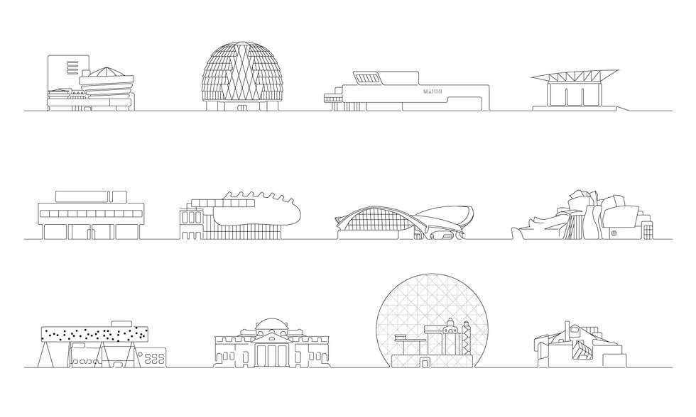 Architecture around the world  -Condé Nast Traveler-