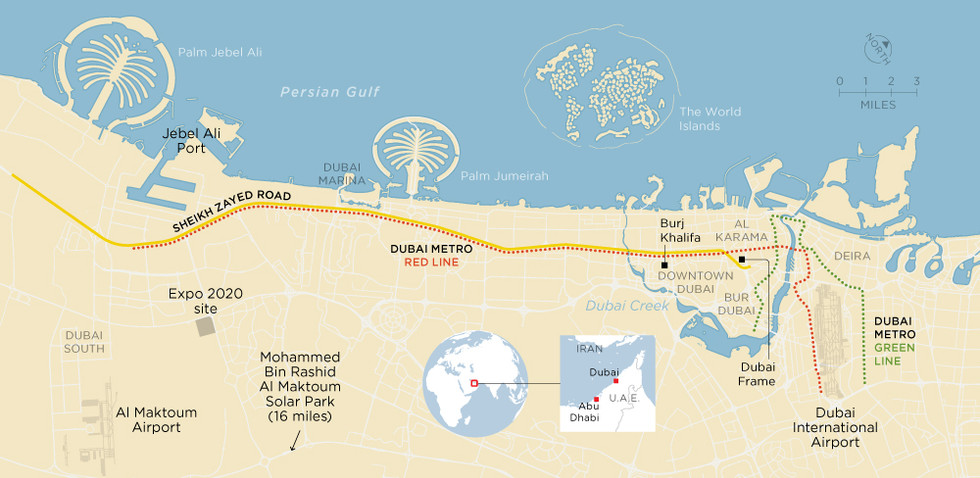 Planning Magazine | Dubai