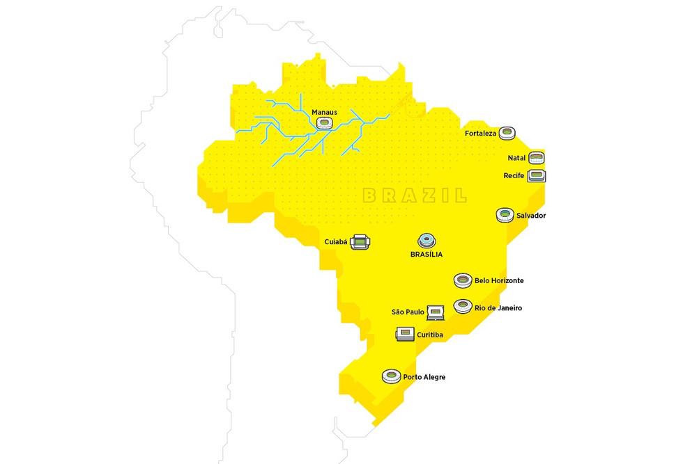 ESPN Magazine | Brazil World Cup