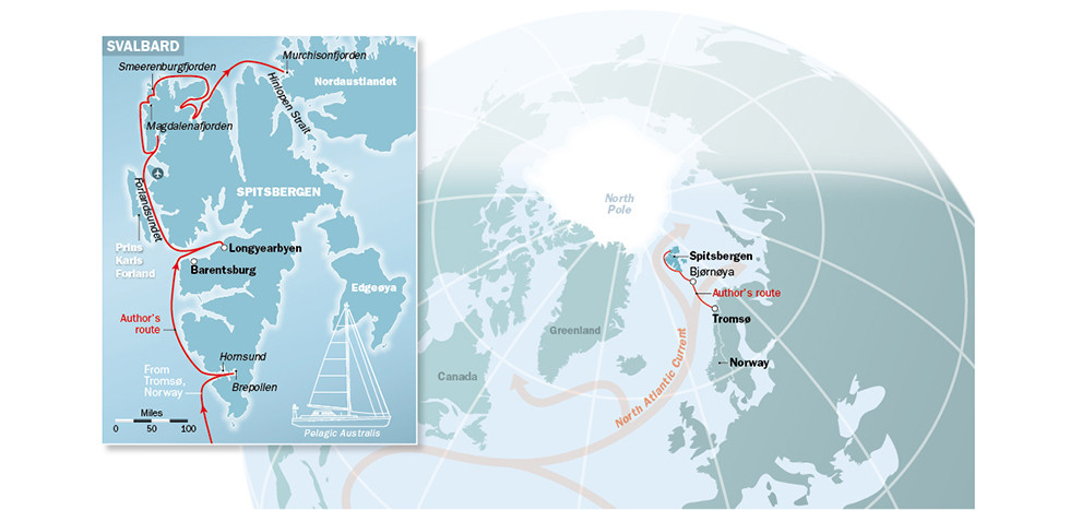 Condé Nast Traveler | Svalbard