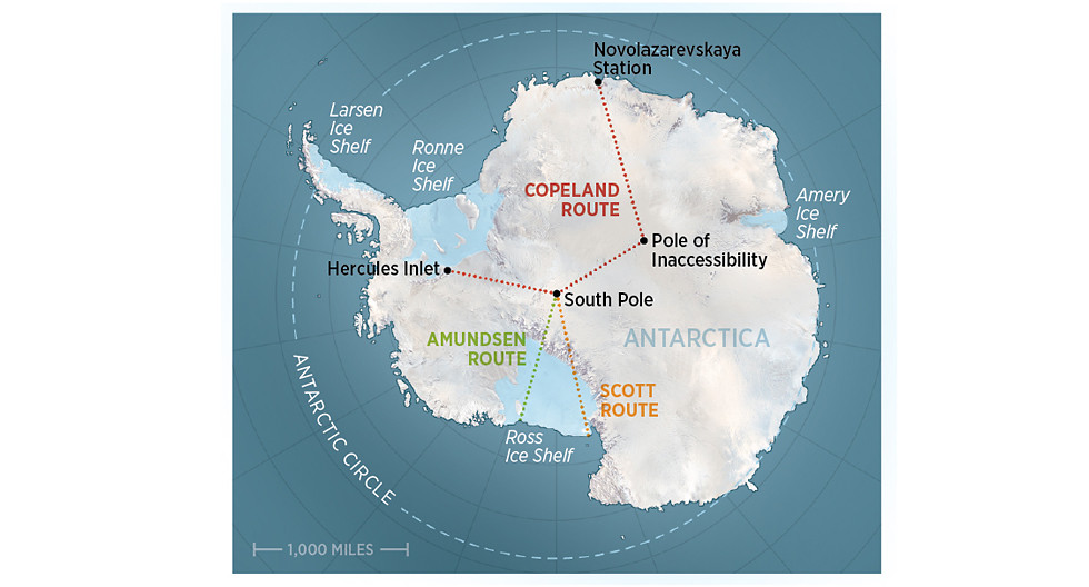 Men's Journal   Expedition Routes