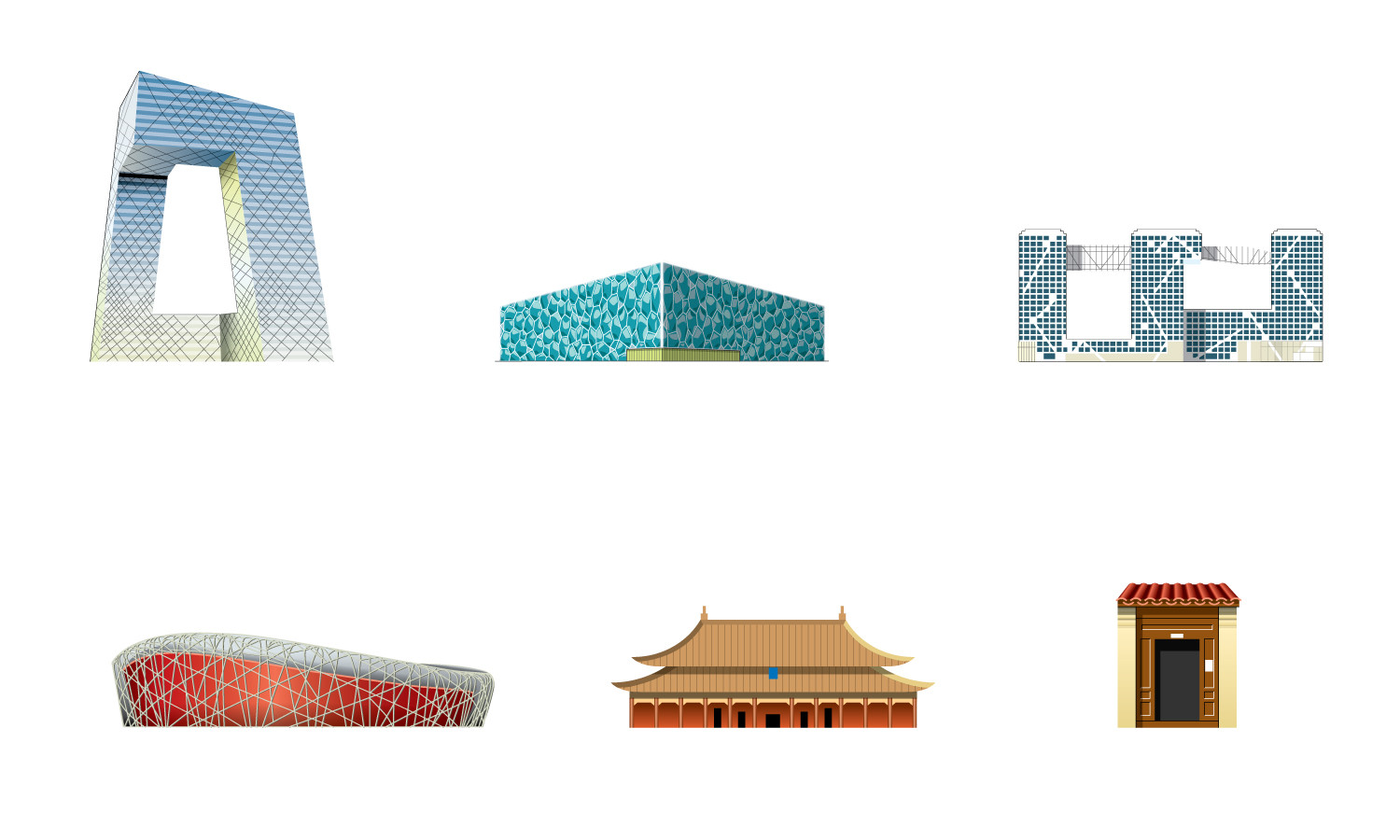 Notable architecture in Beijing  -Condé Nast Traveler-