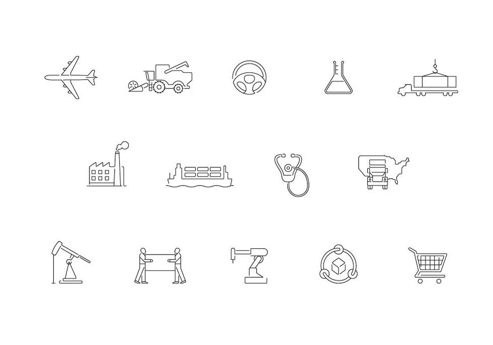 XPO Iconography