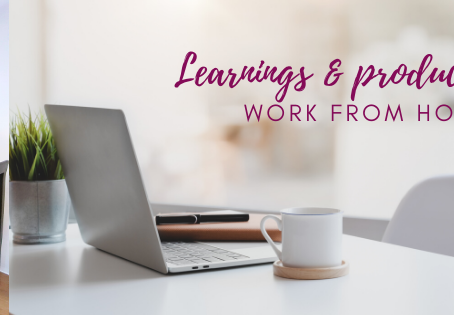 Work From Home, No Problem!