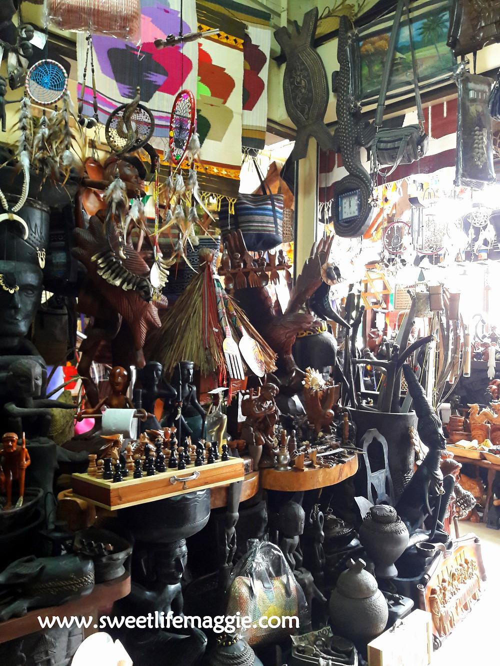 Souvenir Shop at Mines View Park