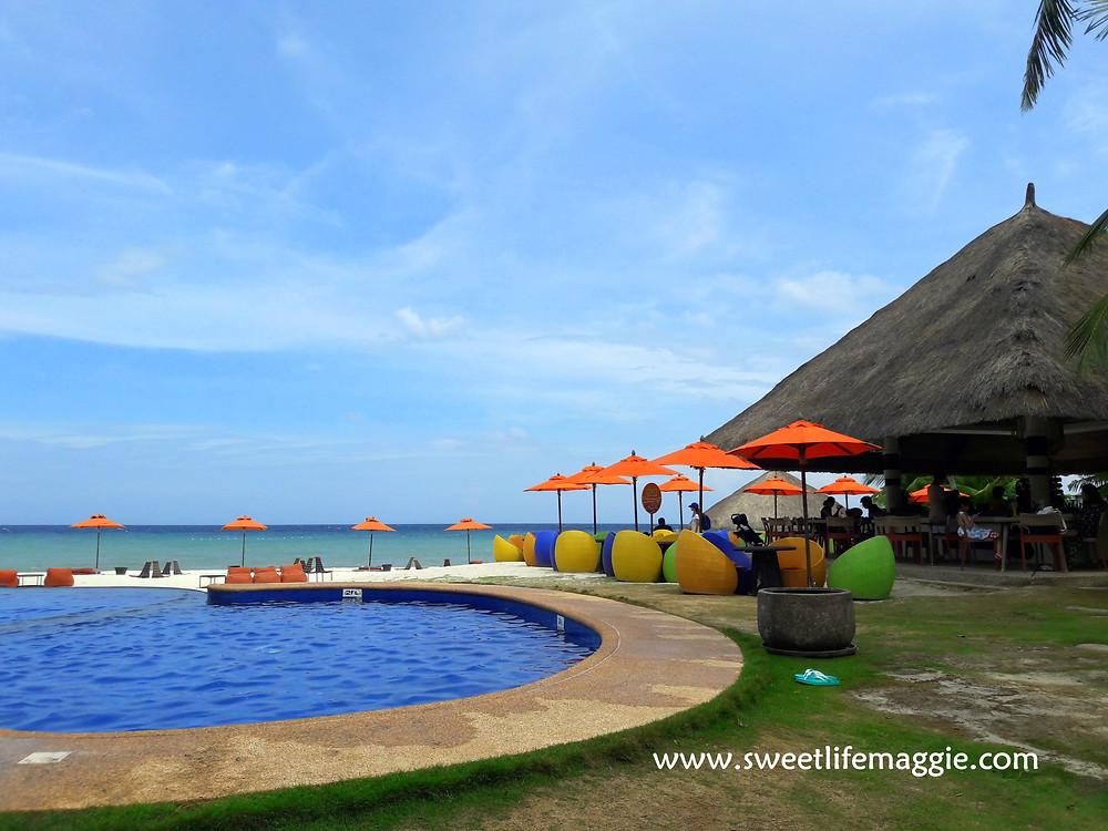 Infinity Pool, South Palms Resort