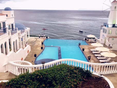 An escape to Little Santorini at Anilao, Batangas