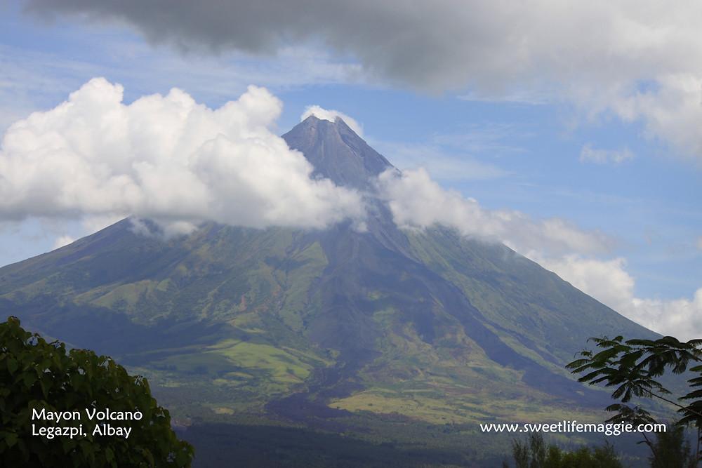 Mt Mayon Volcano, Albay