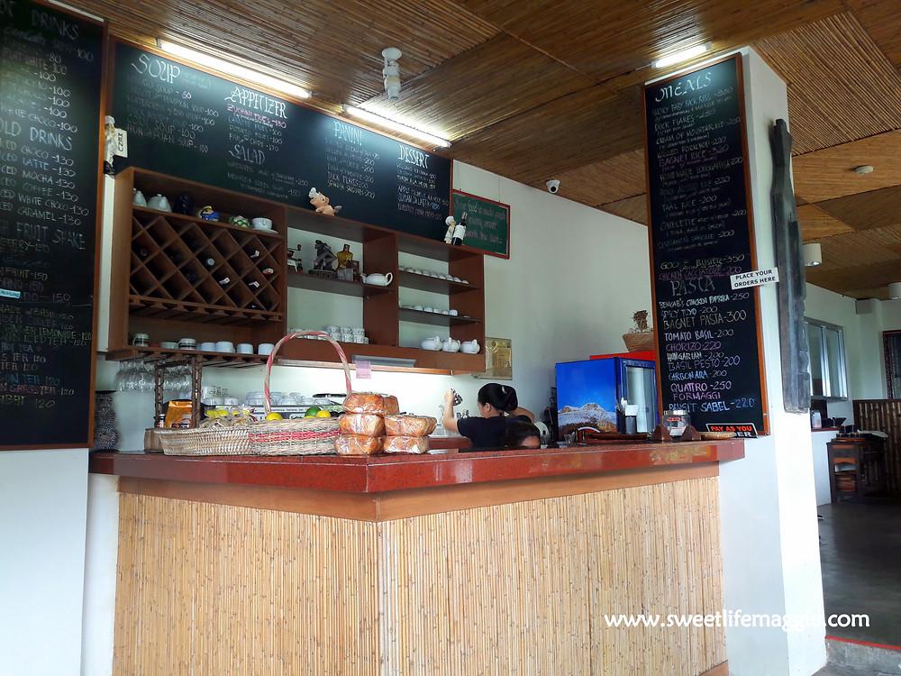 Cafe Sabel, BenCab Museum