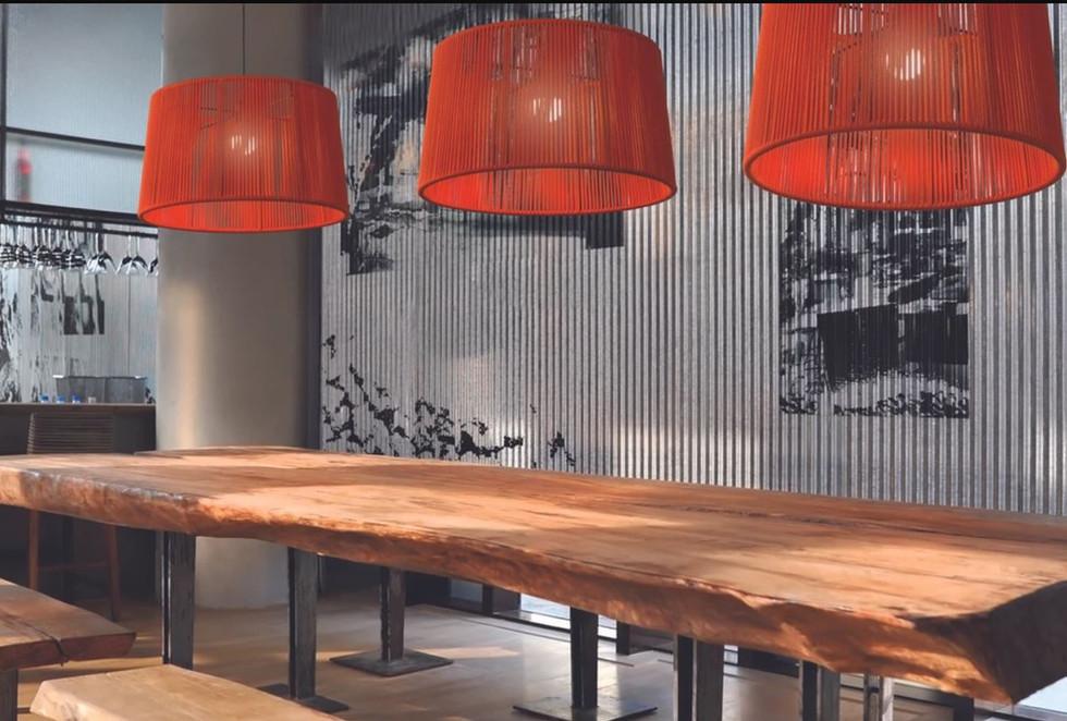 mesa de picknic de madera   muebles modernos sevilla   Estudio de interiorismo Sevilla