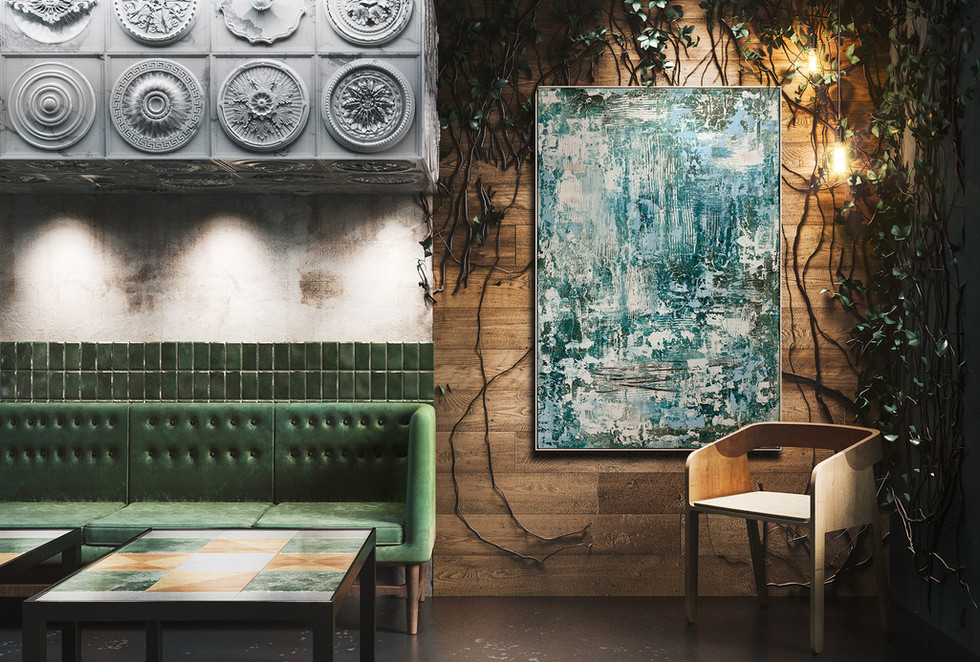 cuadros de diseño   muebles modernos sevilla   Estudio de interiorismo Sevilla