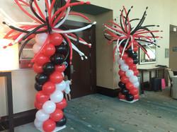 Party Balloon Columns