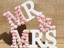 Flowers Letters