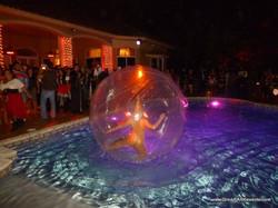 Swimming Pool Event